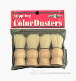 Stippling Colour Dusters - 4 Pack