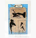 Lindsay Mason - Clear Stamps - Crystal Ball Fairy