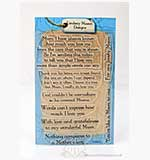 Lindsay Mason - Clear Stamps - Mum I have always