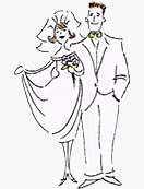 Bride and Groom (mini)