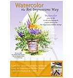 DVD - Watercolour the Art Impressions Way with Bonnie Krebs