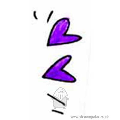 Bouncing Hearts