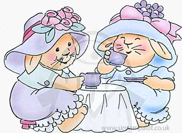 SO: Easter 2012 - Tea Time