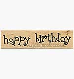 SO: Happy Birthday
