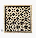 SO: Floral patterned block