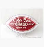 Chalk Eye Ink Pad - Lipstick Red