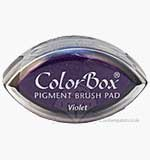 ColorBox Pigment Brush InkPad - Violet