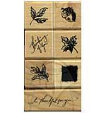 Leaf Tag Art Set