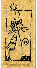Window Art Collection - Kitty Claws