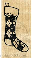 Retro Collection - Our Guy\'s Sock - Stocking
