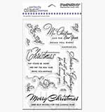 Perfectly Clear Stamps - Christmas Wishes