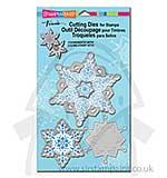 Stampendous Cutting Dies Set - Snowflake Die Cut Set