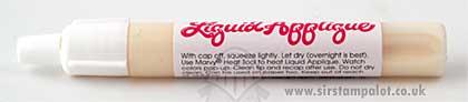 SO: Liquid Applique Pen - White