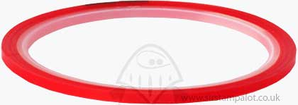 Ultra High Adhesion Clear Tape - 3mm x 5m