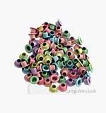 Eyelets - Round Pastel 50 (3 16th inch)