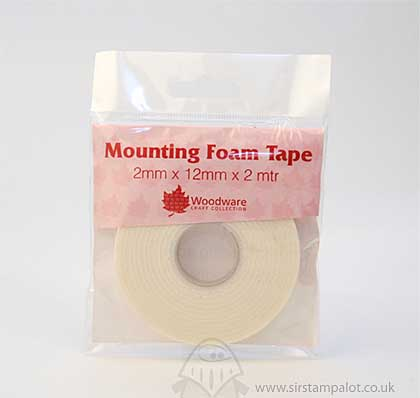 SO: Mounting Foam Tape - 2MM