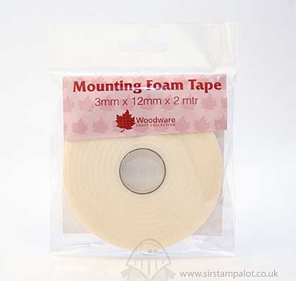 SO: Mounting Foam Tape - 3MM