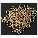 Rings - Gold - 6mm (150pcs)