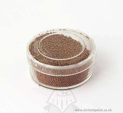 Micro Beads - Bronze
