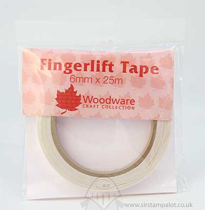 SO: Easy Tear Tape (Fingerlift) 25m x 6mm