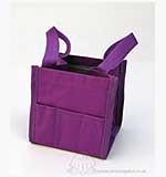 SO: Collapsable Brush Bucket - Purple