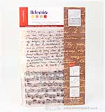 SO: Artemio Clear Stamp Set - Manuscript Backgrounds