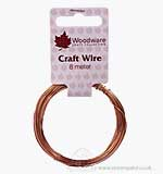 Craft Wire - Copper (8 meters)