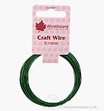 Craft Wire - Green (8 meters)