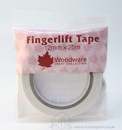 Easy Tear Tape (Fingerlift) 25m x 12mm