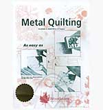 A4 Metal Quilting Sheets - Copper (5 Pack)