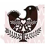 SO: WA16 Woodware Clear Stamps - Little Christmas Bird