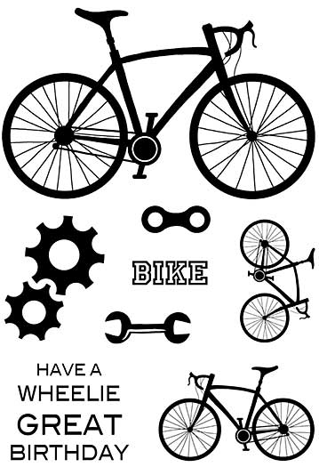 Woodware Clear Singles - On Your Bike
