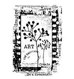 Be a Dreamer, Woodware Clear Singles Stamp [1019]
