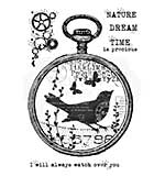 SO: Nature Watch, Woodware Clear Singles Stamp [1019]