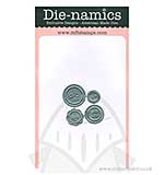 SO: MFT Die-Namics Cutting Dies - Button Quartet