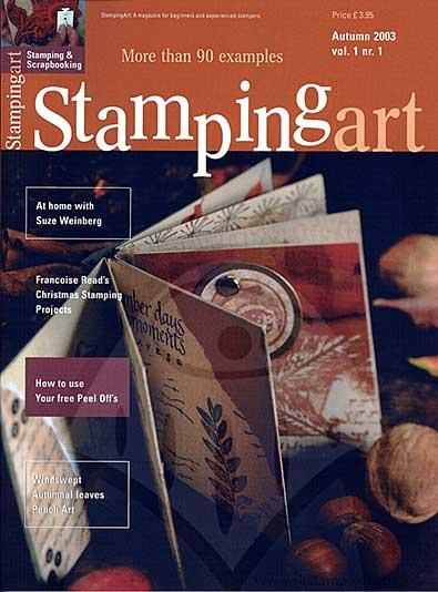 Stamping Art Magazine - Issue 01