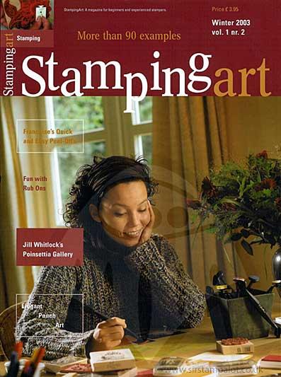 Stamping Art Magazine - Issue 02