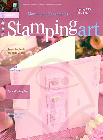 Stamping Art Magazine - Issue 03