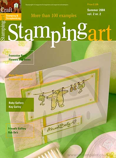 Stamping Art Magazine - Issue 04