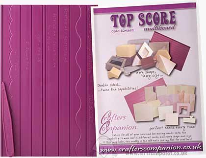 SO: Crafters Companion - Top Score Multiboard (Card + Box Maker)