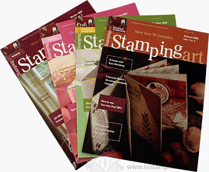 Stamping Art Magazine - Collectors Edition