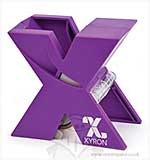 Xyron 150 Machine - Refillable - Create a Sticker - Purple [384625]