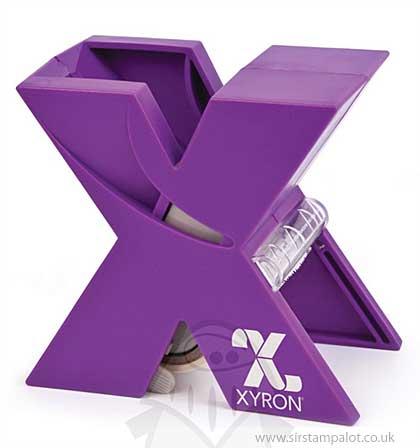 Xyron 150 Machine - Refillable - Create a Sticker - Purple [384625]