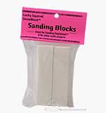 SO: Sanding Blocks - Shrink Plastic and Distressing