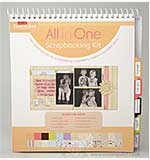 All in One Scrapbooking Kit - Leaves (8 x 8)