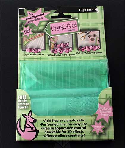 SO: Crop and Glue - High Tack Adhesive Glue Kit