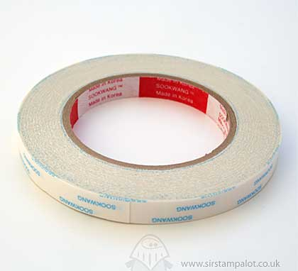 "Scor-Tape (1/2"") - Premium Double-Sided Adhesive Tape"