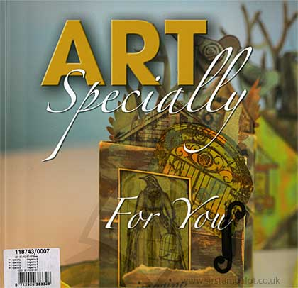 SO: Art Specially - Magazine 5 (dutch text)