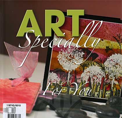 Art Specially - Magazine 8 (dutch text)