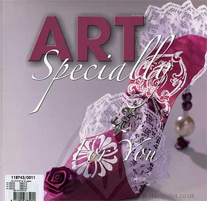 Art Specially - Magazine 9 (dutch text)